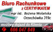 Biuro Rachunkowe - Bożena Wolańska