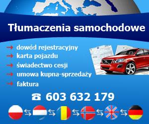 TŁUMACZENIA SAMOCHODOWE - BM GLOBAL - Biuro Tłumaczeń - Brzozów, ul.Legionistów 4