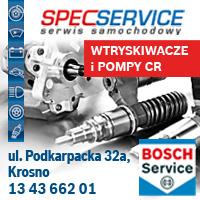 SPECSERVICE - wtryskiwacze i pompy CR