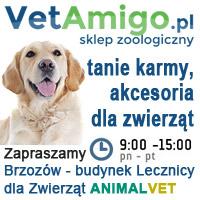 VetAmigo - sklep zoologiczny - Brzozów